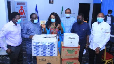 Photo of C'River State Ministry of Health Commends University of Calabar for inaugurating COVID-19 Taskforce Team; supports With COVID-19 Items.