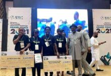 Photo of Paul Okim Agbor And Science Technology/Innovation Challenge Award